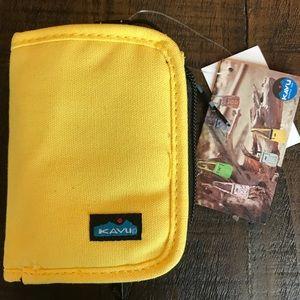 Kavu zip wallet